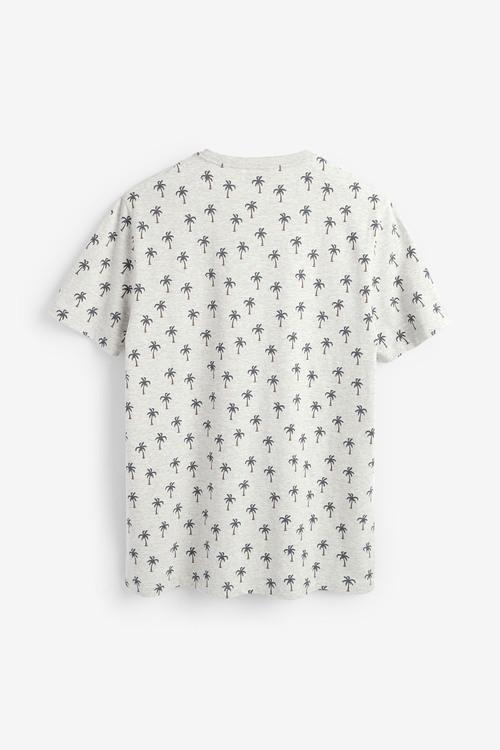 Next Pattern T-Shirts Three Pack