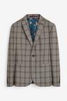 Next Skinny Fit Stripe Suit: Jacket