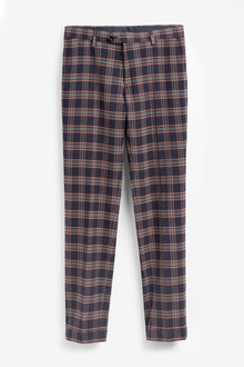 Next Check Suit: Trousers-Skinny Fit - 268035