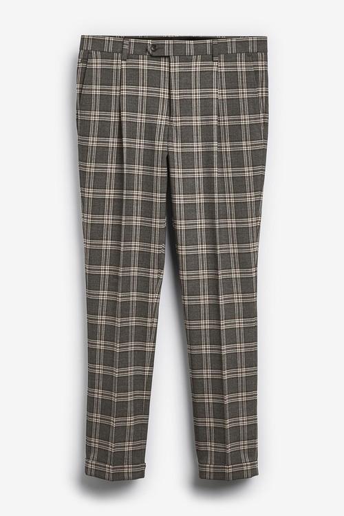 Next Slim Fit Suit: Trousers