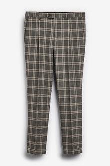 Next Slim Fit Suit: Trousers - 268045