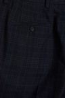 Next Skinny Fit Check Suit: Trousers