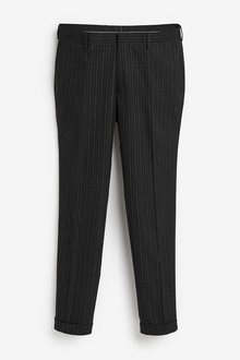 Next Skinny Fit Check Suit: Trousers - 268056