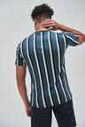 Next Vertical Stripe Slim Fit T-Shirt