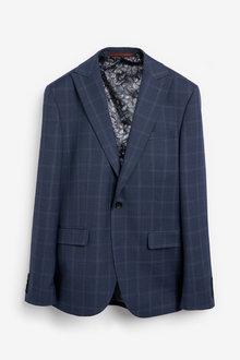 Next Check Suit: Jacket - 268092