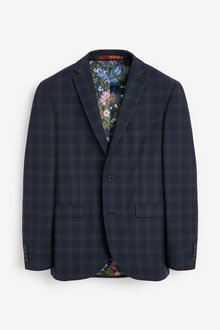 Next Check Suit: Jacket - 268099