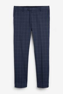 Next Check Suit: Trousers - 268101