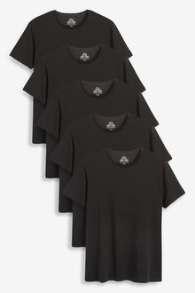 Next T-Shirts Five Pack - 268103