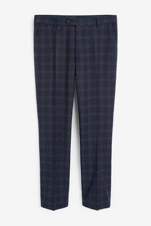 Next Check Suit: Trousers - 268104