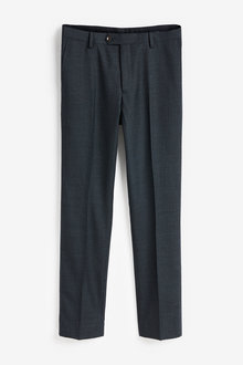 Next Puppy Tooth Slim Fit Signature Suit: Trousers - 268116
