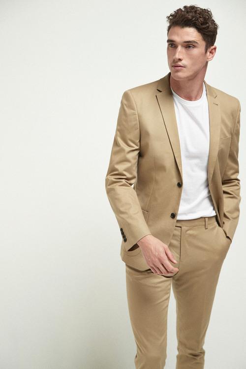 Next Cotton Suit: Jacket