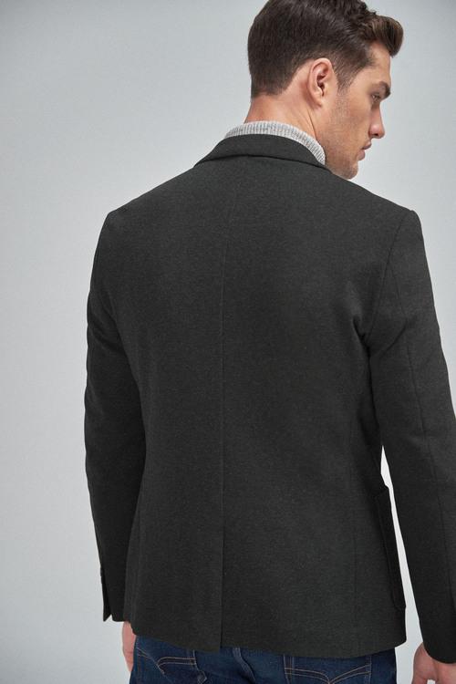 Next Jersey Blazer-Slim Fit