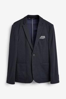 Next Jersey Slim Fit Blazer - 268184