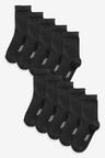 Next 10 Pack Ankle Socks