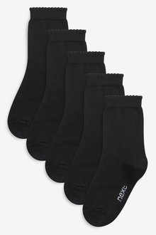 Next 5 Pack Ankle Socks - 268191