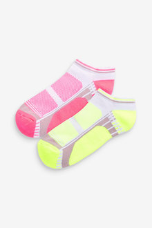Next 2 Pack Sport Trainer Socks - 268209