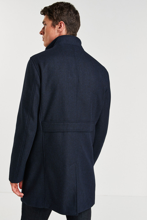 Next Funnel Neck Coat