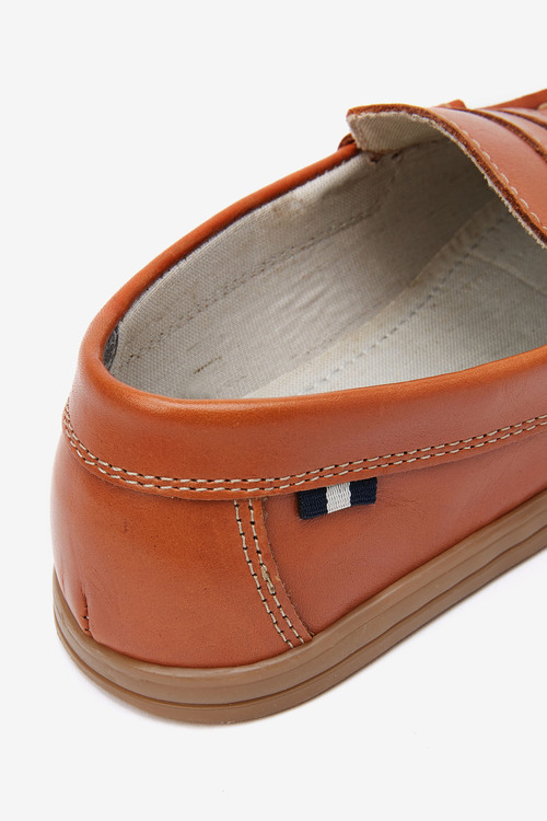 Next Leather Penny Loafers (Older)