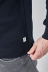 Next Premium Zip Neck Jumper