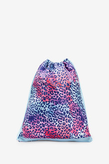 Next Animal Print Drawstring Bag - 268468