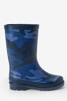 Next Camouflage Wellies (Older) - 268483