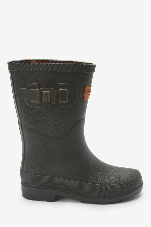 Next Check Lining Buckle Wellies (Older)