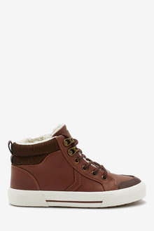 Next Warm Lined Hiker Lace-Up Boots (Older) - 268488