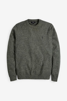 Next Marl Crew Neck Sweater - 268587