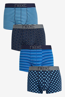 Next Pattern Hipsters Four Pack - 268634