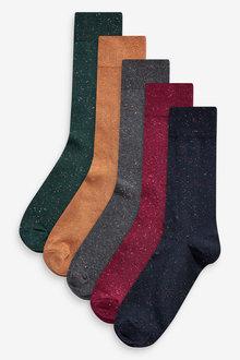 Next Nep Socks Five Pack - 268671