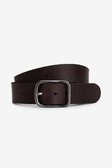 Next Signature Italian Leather Belt - 268721