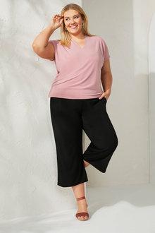 Sara Dry Knit Culottes - 268759