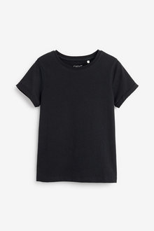 Next Organic Cotton Regular Fit T-Shirt (3-16yrs) - 268774