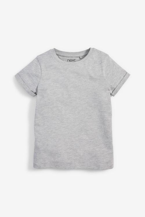 Next Organic Cotton Regular Fit T-Shirt (3-16yrs)