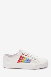 Next Lace-Up Trainers (Older) - 268790