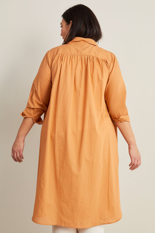 Sara Longline Voile Shirt