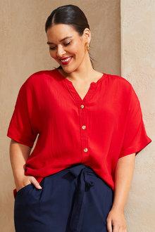 Sara Short Sleeve Shirt - 268816