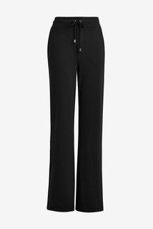 Next Jersey Wide Leg Trousers - 268820