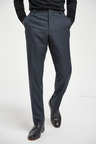 Next Suit Jacket: Trousers-Skinny Fit