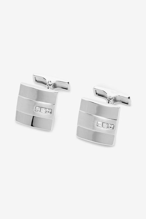 Next Diamanté Cufflinks