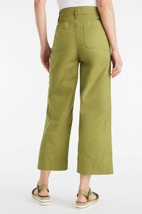 Capture Check Crop Pants