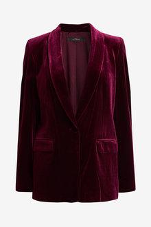 Next Velvet Jacket - 268975