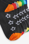 Next 7 Pack Cotton Rich Football Socks (Older)