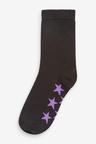 Next 7 Pack Cotton Rich Star Socks (Older)