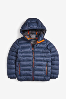 Next Shower Resistant Padded Jacket (3-16yrs) - 269082