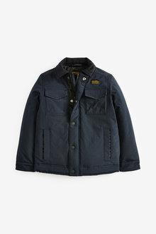 Next Cord Collar Utility Jacket (3-16yrs) - 269087