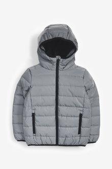 Next Reflective Padded Jacket (3-16yrs) - 269093