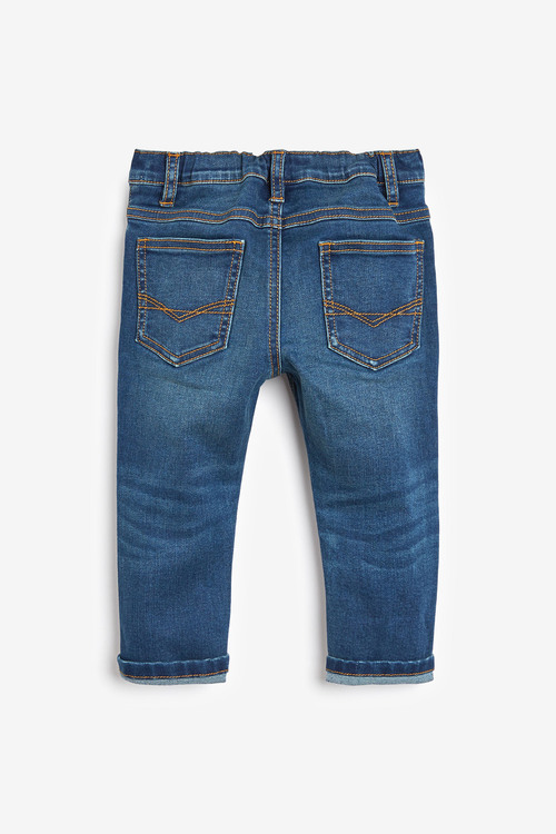 Next Regular Fit Jeans With Stretch (3mths-7yrs)