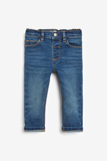 Next Regular Fit Jeans With Stretch (3mths-7yrs) - 269165