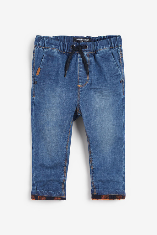 Next Relaxed Fit Jeans (3mths-7yrs)